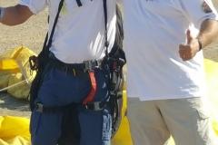 Paragliding Cey