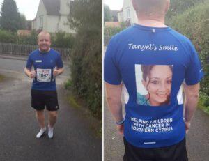 Andy Sharpe Yorkshire Marathon