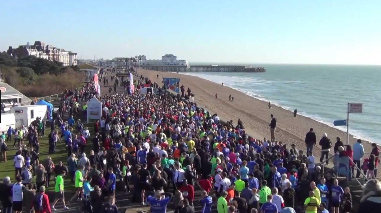 Portsmouth Half Marathon