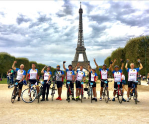Team in Paris