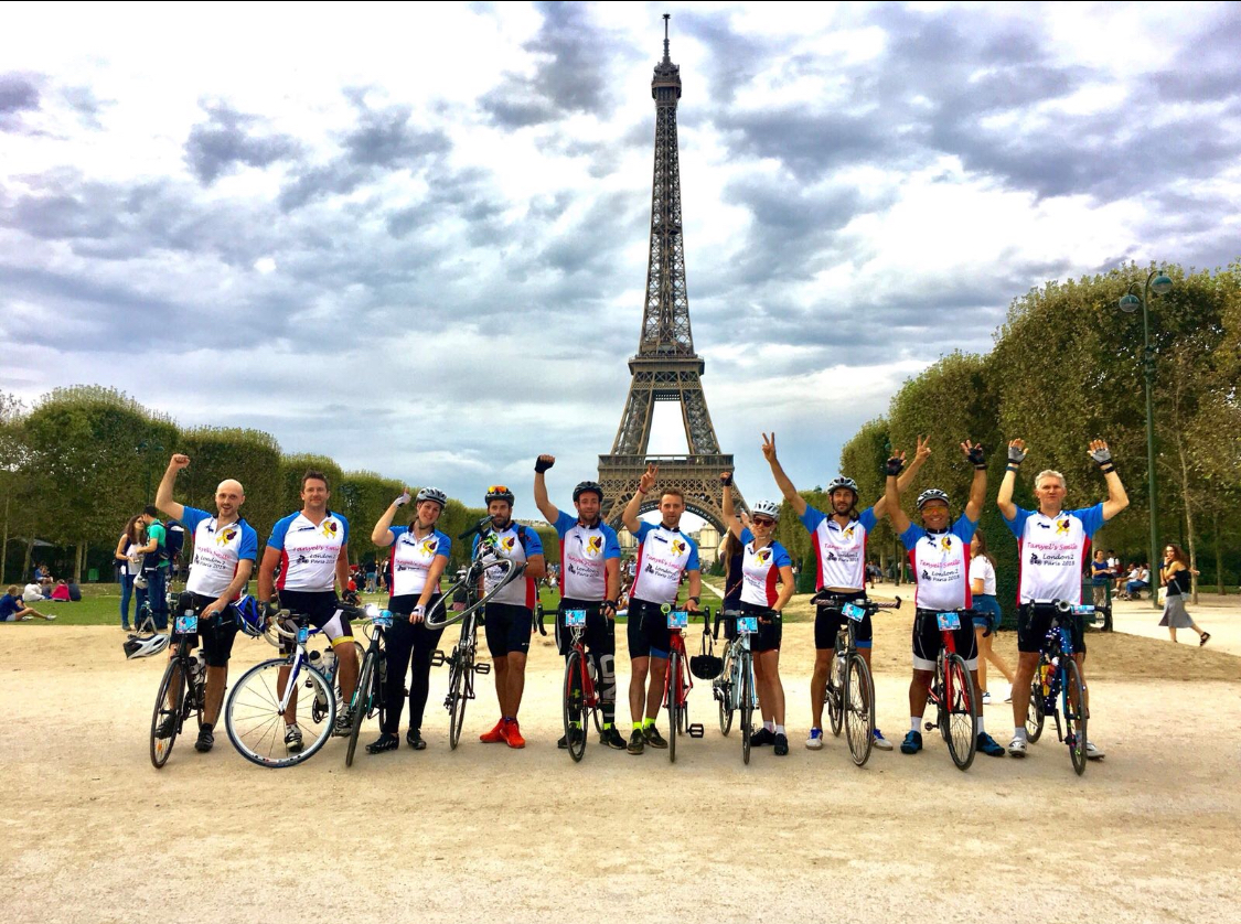 London to Paris - A Huge Success
