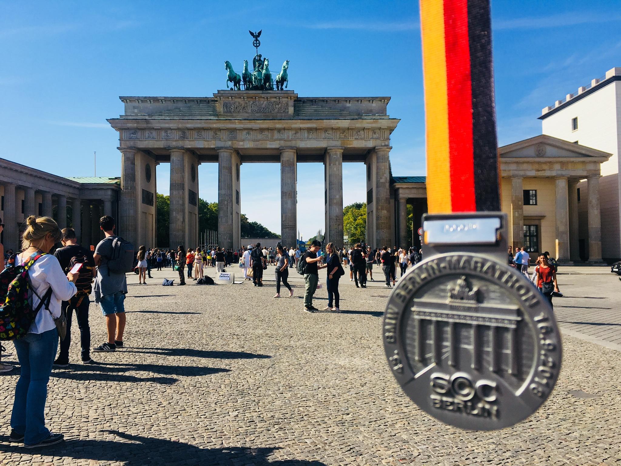 Berlin Medal 2